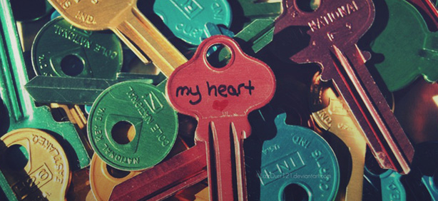 как найти ключь к сердцу мужчины